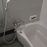 牛込ハイマンション 浴室