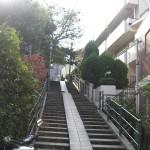 ストーク高田馬場二番館 周辺 階段