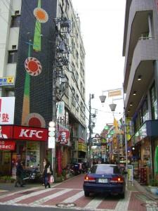 栄通り商店街