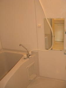 リレント第2三ノ輪 浴室