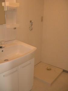 リレント第2三ノ輪 洗面室
