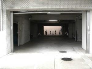 パレス池田山 駐車場