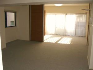 ファミール築地 室内①