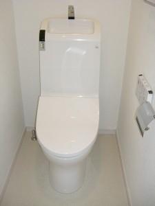 パールコート東大井 トイレ