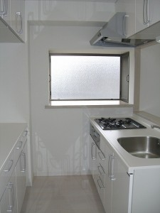 パールコート東大井 キッチン