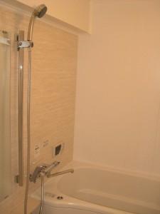 武蔵野桜橋マンション 浴室