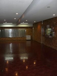 東品川ガーデニアB棟 エントランスフロア