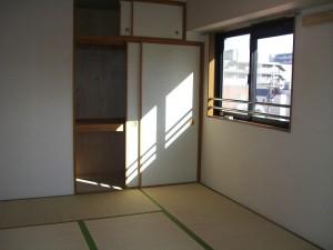 セザール東綾瀬公園 和室(約6帖)