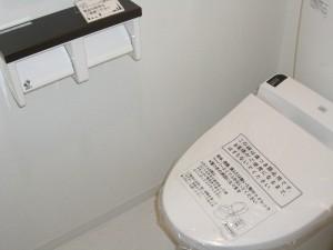 シャンブル富ヶ谷 トイレ