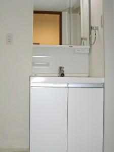 シャンブル富ヶ谷 洗面室