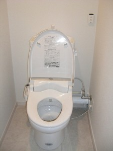 日興マンション新中野 トイレ