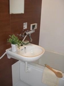 タカシマ両国マンション 浴室
