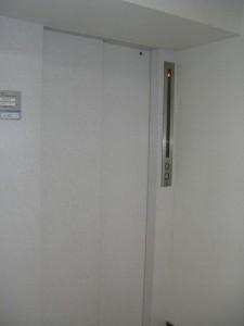 タカシマ両国マンション エレベーター