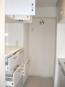 ストークマンション新宿 キッチン・食器棚
