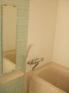 朝日南麻布マンション 浴室
