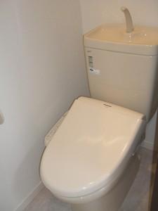 マンションワコー落合 トイレ