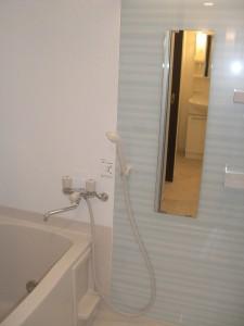 マンションワコー落合 浴室