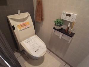 ダイアパレス池尻大橋 トイレ