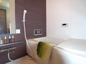 ダイアパレス池尻大橋 浴室