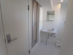西荻ニュースカイマンション 洗面室
