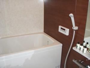 ツイン一の橋2号棟 浴室①
