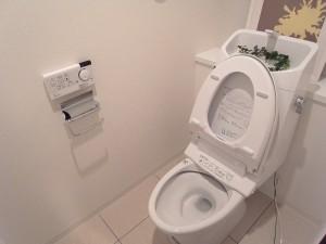赤坂ナショナルコート トイレ