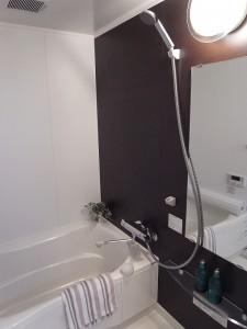 赤坂ナショナルコート 浴室