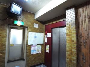 パールハイツ笹塚 エレベーター