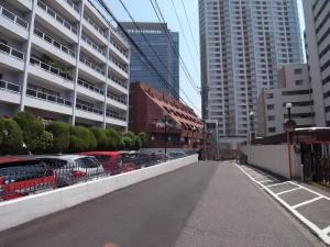 赤坂ナショナルコート 周辺道路
