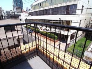 ライオンズマンション西新宿 バルコニー