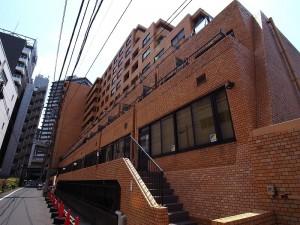 ライオンズマンション西新宿 外観