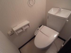 パールハイツ笹塚 トイレ