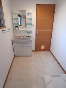ベルグレードK 洗面室