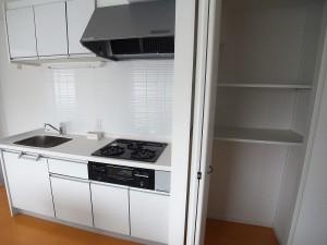 サードリハイツ本館 キッチン