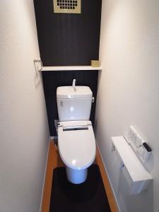 サードリハイツ本館 トイレ