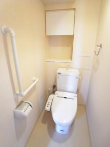 プリマヴェーラ池上 トイレ