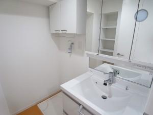 サードリハイツ本館 洗面室