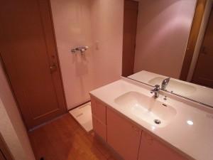 プライムコート戸山 洗面室