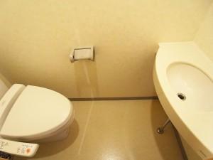 ウィンドシティ中野 トイレ