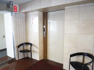 アゼリアハイライズ エレベーター