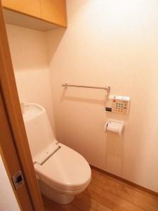 プライムコート戸山 トイレ