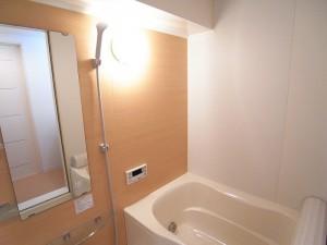 メゾンドールニュー明石 浴室