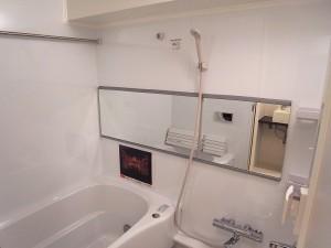 ヴァンヴェール世田谷 浴室