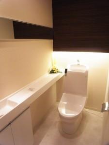 サーパス南烏山 トイレ