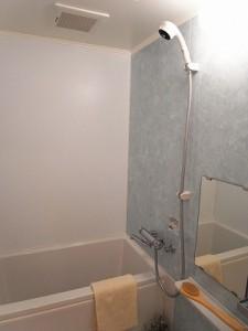 武蔵小山フラワーマンション 浴室