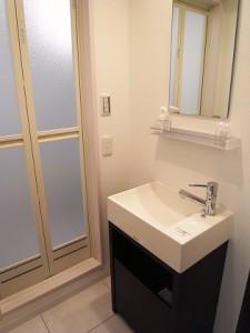 武蔵小山フラワーマンション 洗面室