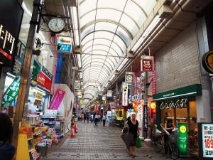 武蔵小山フラワーマンション 「武蔵小山商店街」