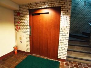 早稲田永谷マンション エレベーター
