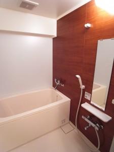 ハイマート渋谷神泉 浴室