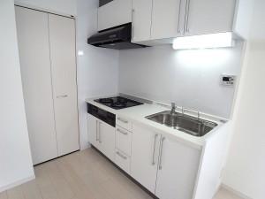 ハイマート渋谷神泉洋室(約14帖)キッチン